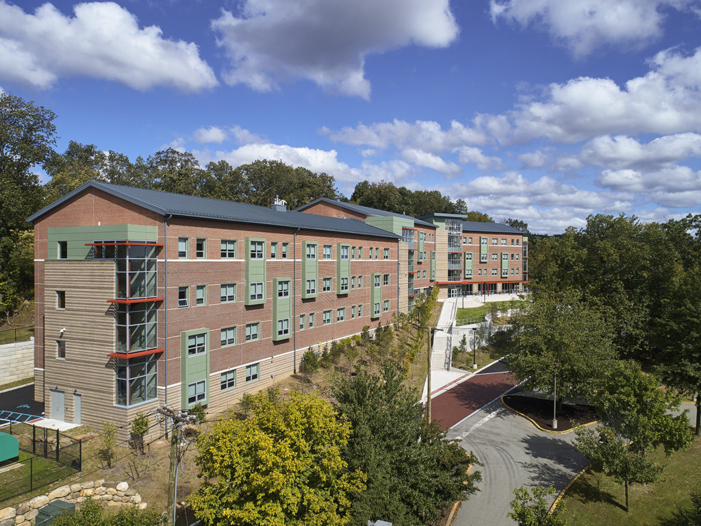 William Paterson University Skyline Hall Clarke Caton Hintz